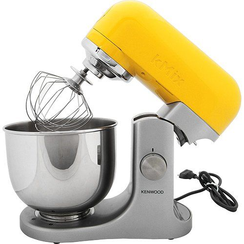 Kenwood KMX98 - Robot de cocina, color amarillo