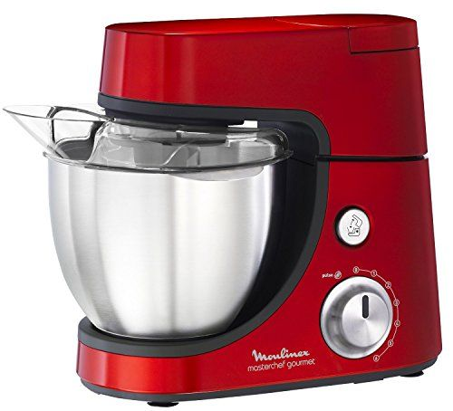 Moulinex Masterchef Gourmet Red Ruby